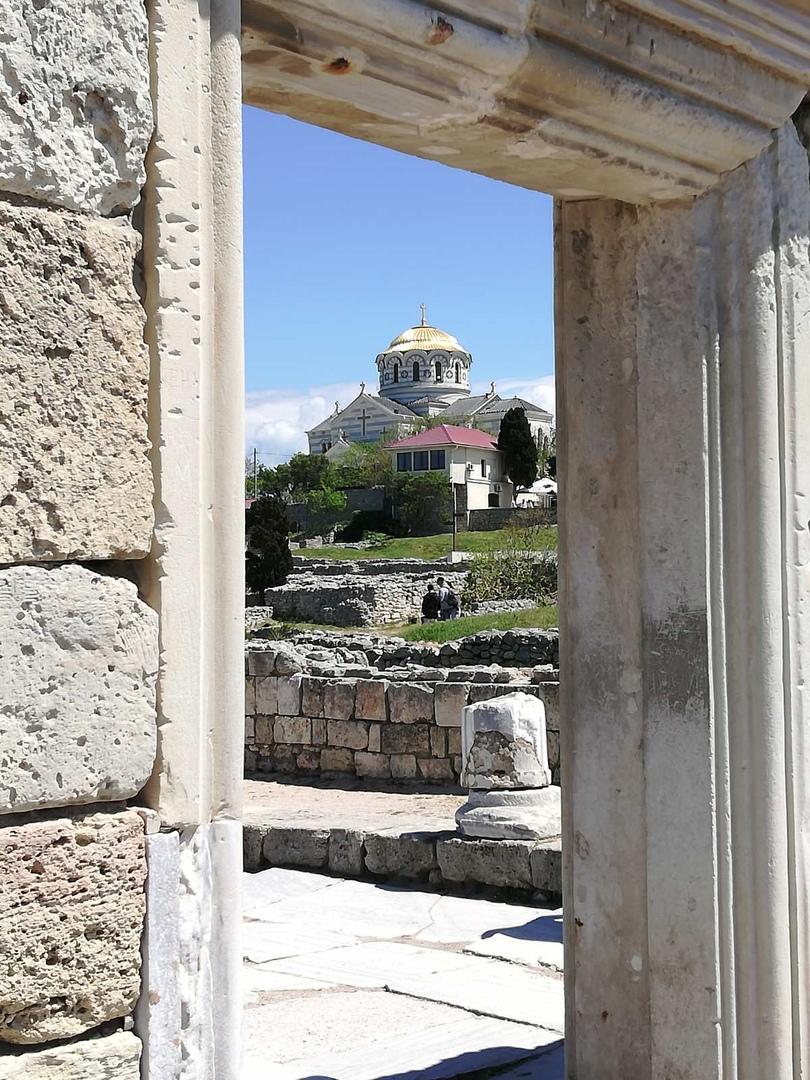паломнический тур в Севастополь – Херсонес фото