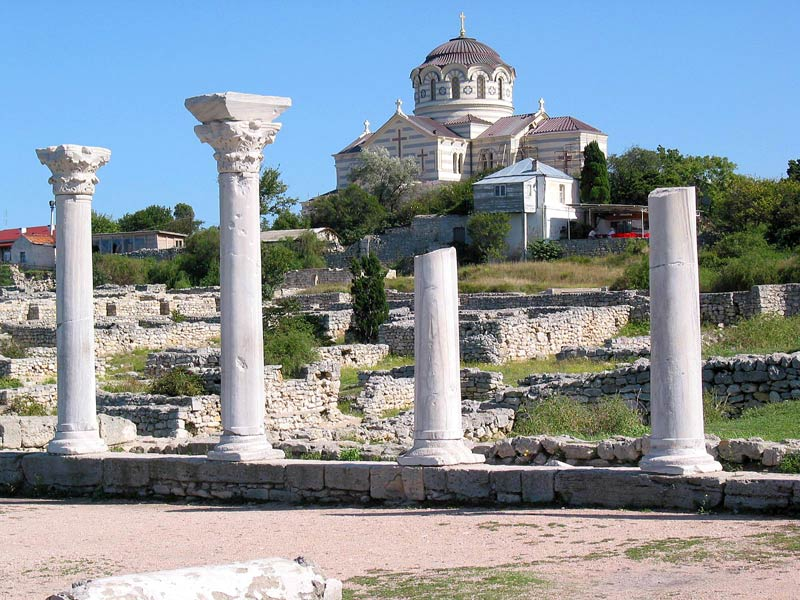 Православные места Крыма – Херсонес и Владимирский собор